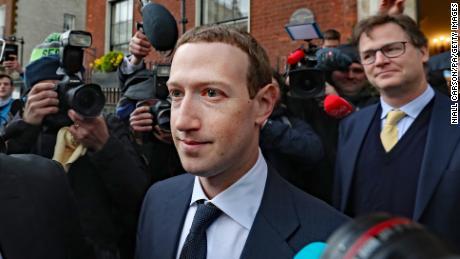 Facebook investigated in Ireland over abused passwords