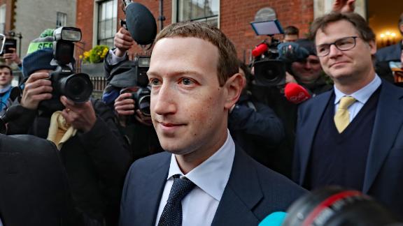 Facebook is facing a multi-billion fine in Ireland.