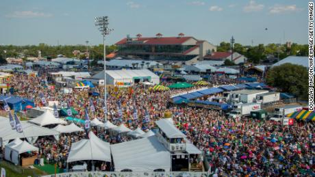 Nola Jazz Fest >> New Orleans Jazz Fest Is Turning 50 And It S Only Getting Better