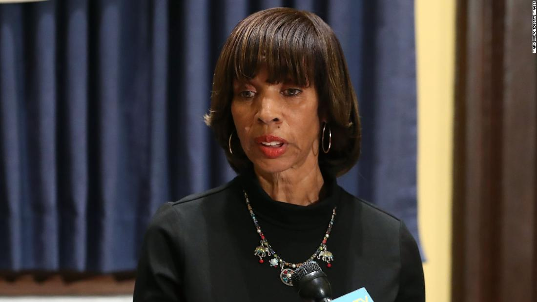 Ex-Baltimore mayor pleads guilty to charges stemming from book deal scandal - CNN