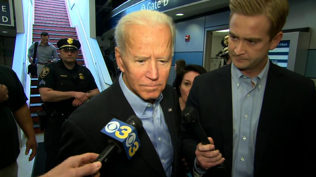 Coons says Biden's record should matter more than his identity