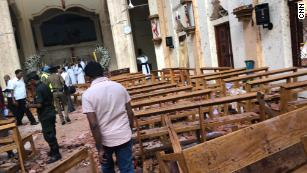 Live updates: The latest on Sri Lanka's investigation