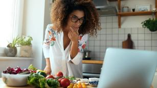 Cutting about 300 calories a day might benefit your heart, study finds