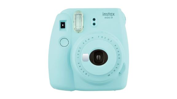 """<strong>Fujifilm Instax Mini 9 Instant Camera ($49.99, originally $69; </strong><a href=""""https://amzn.to/2XCwKl4"""" target=""""_blank"""" target=""""_blank""""><strong>amazon.com</strong></a><strong>)</strong>"""
