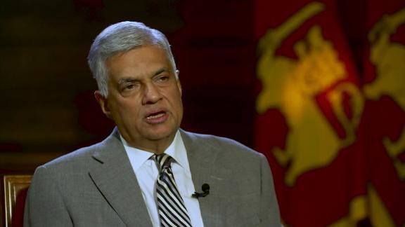 Sri Lanka Prime Minister Ranil Wickremesinghe intv Ivan Watson sot vpx_00002720.jpg