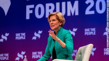 'I got a plan': Elizabeth Warren takes on racial inequality with her policy proposals