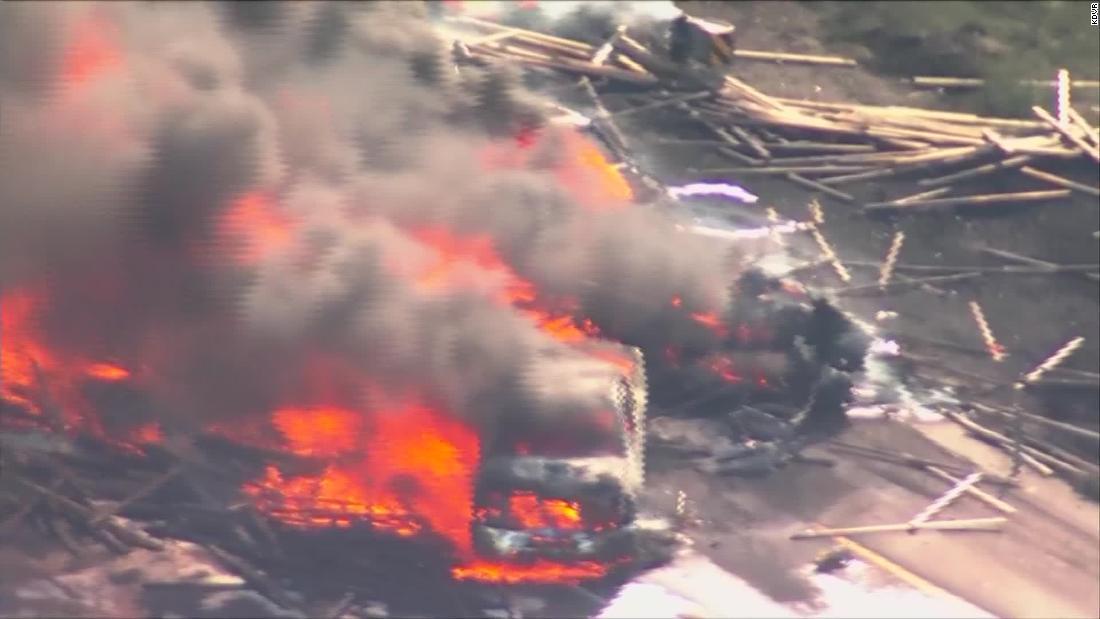 Denver multi-car crash: 4 dead, driver of semi faces vehicular