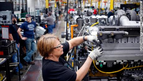 US economy posts strong first quarter gains