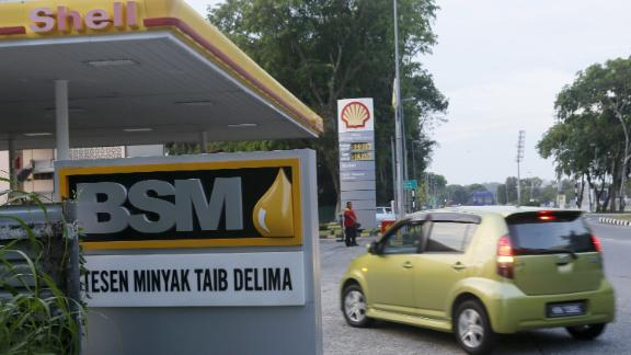 Shell is the biggest foreign company operating in Brunei.