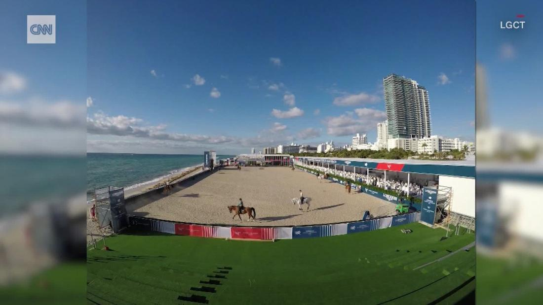 Global Champions Tour Miami: The secrets behind show jumping's gem
