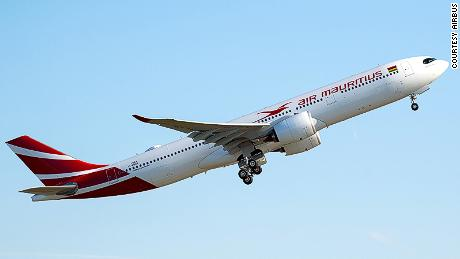 Air Mauritius has taken delivery of its first Airbus A330-900 plane, on lease from ALC during a ceremony held in Toulouse