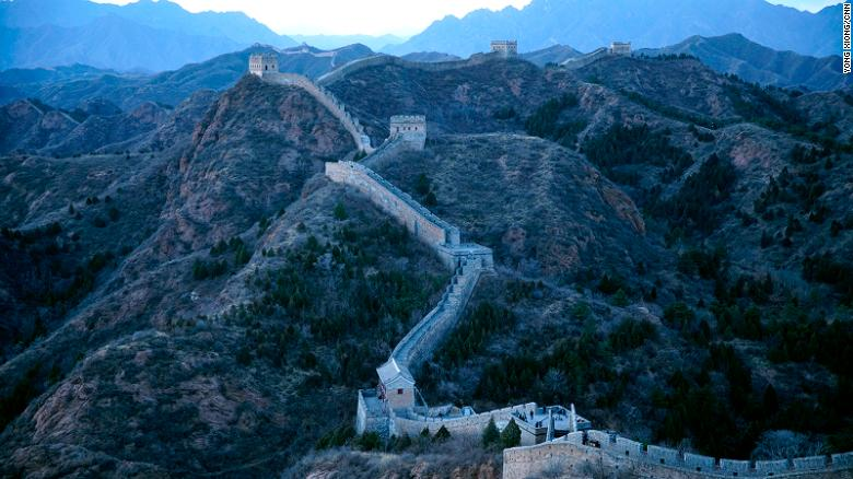 What's it like to walk the entire length of China's Great Wall?