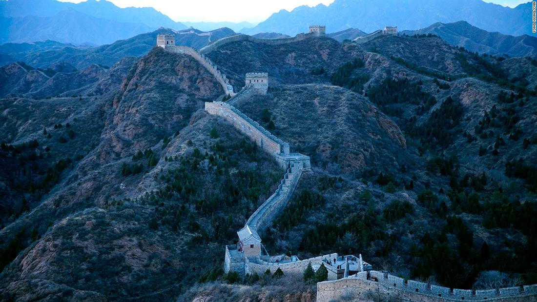 A lifelong affair with China's Great Wall