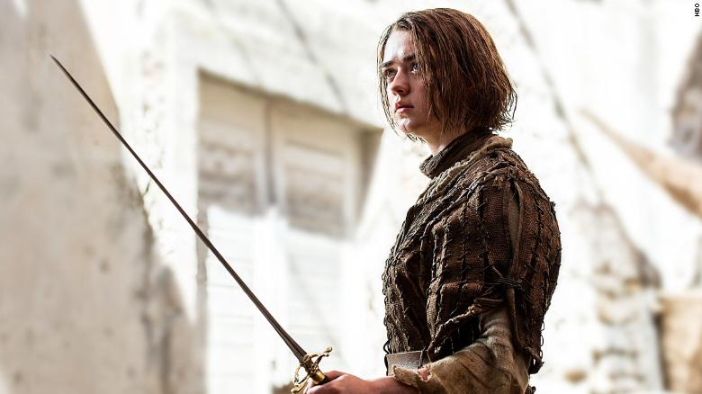 Image result for This is how Maisie Williams wishes 'Game of Thrones' had ended