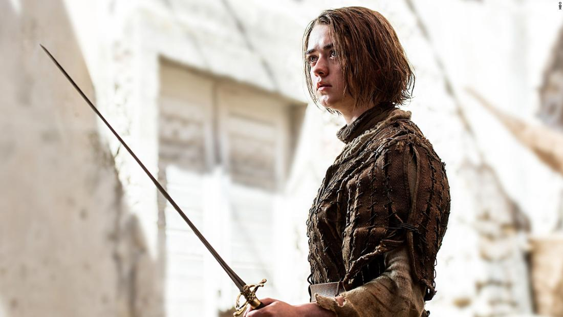 This is how Maisie Williams wishes 'Game of Thrones' had ended
