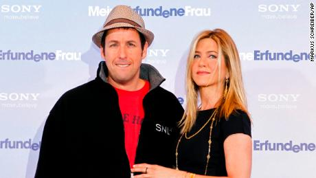 Adam Sandler and Jennifer Aniston are together again in Netflix's