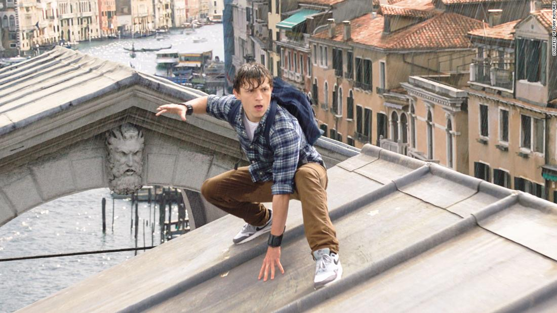 The third 'Spider-Man' film finally has a title