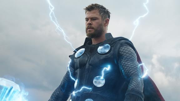 Marvel Studios 'AVENGERS: ENDGAME..Thor (Chris Hemsworth) .. Photo: Film Frame .. © Marvel Studios 2019