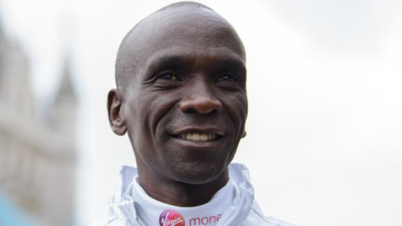 Eliud Kipchoge is expected to take part in the event in September or October 2019.