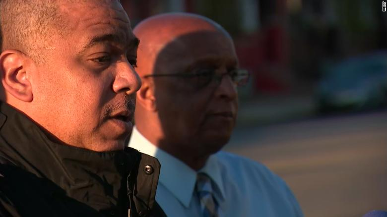 Baltimore Cookout Shooting Leaves At Least One Dead Police Say Cnn
