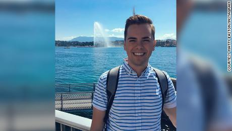 This valedictorian came out during his graduation speech -- at a Mormon university