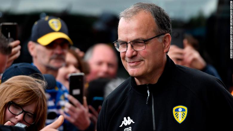 Leeds United manager Marcelo Bielsa told his own players to concede after controversially taking the lead against Aston Villa.