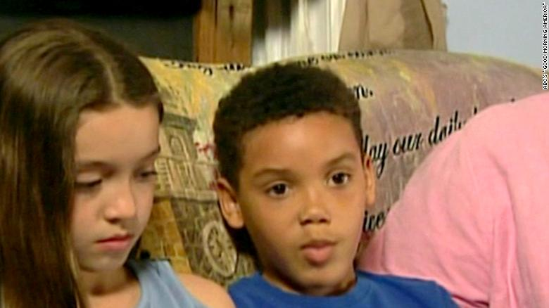 Boy hailed as hero after saving sister from carjacking