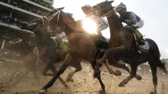 The Kentucky Derby is one of the most anticipated annual sporting events in America.