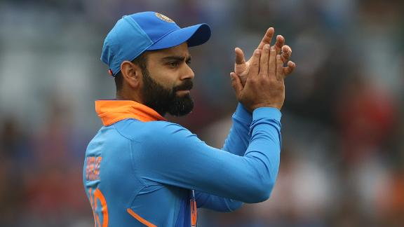 The pressure is on Kohli to replicate his predecessor, MS Dhoni, in winning the World Cup.
