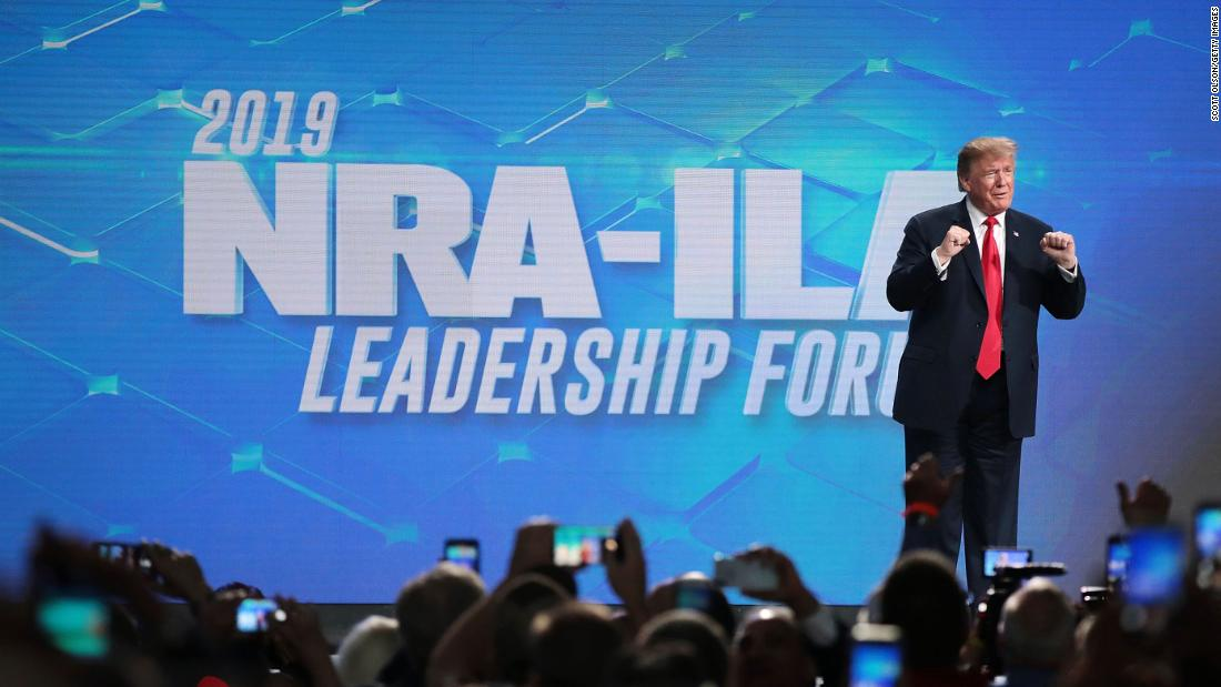 New York Times: NRA suspends No. 2 over alleged role in coup