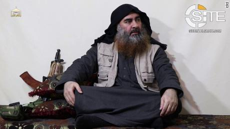 ISIS media wing al-Furqan released a new video purporting to show the terror group leader, Abu Bakr al-Baghdadi.