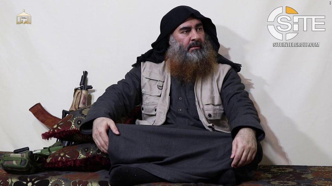 Η ιστορια του πως Baghdadi εντόπισε