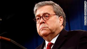 Barr defiant amid furor over his handling of Mueller report