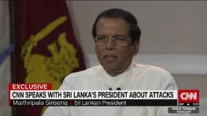 Sri Lanka blocks social media to curb \