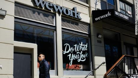 WeWork parent company continues spending spree with big real estate investment