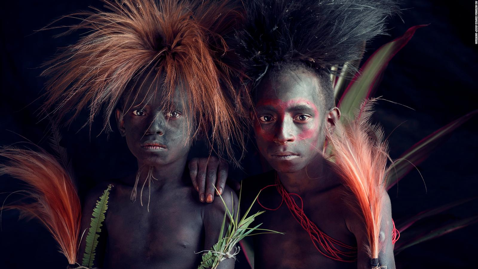 Jimmy Nelson Revisits World S Most Remote Tribes In Homage To