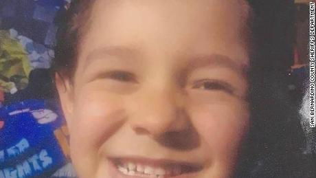 Duke Flores, 6, was reported missing April 25. His mother said she had not seen him for approximately two weeks.
