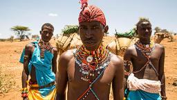Kenya homecoming: A DNA test leads to safari adventure