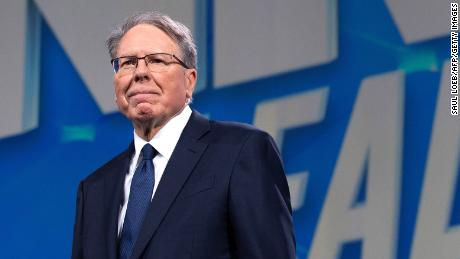 Wayne LaPierre, Executive Vice President and Chief Executive Officer of the NRA, was among those named in a lawsuit filed by New York attorney general Thursday.