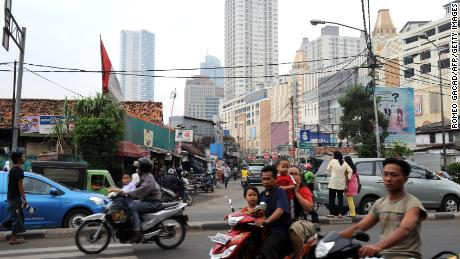 Indonesia plans to relocate its capital from Jakarta