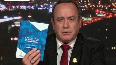 Guatemala: Candidato advierte sobre robo de elecciones
