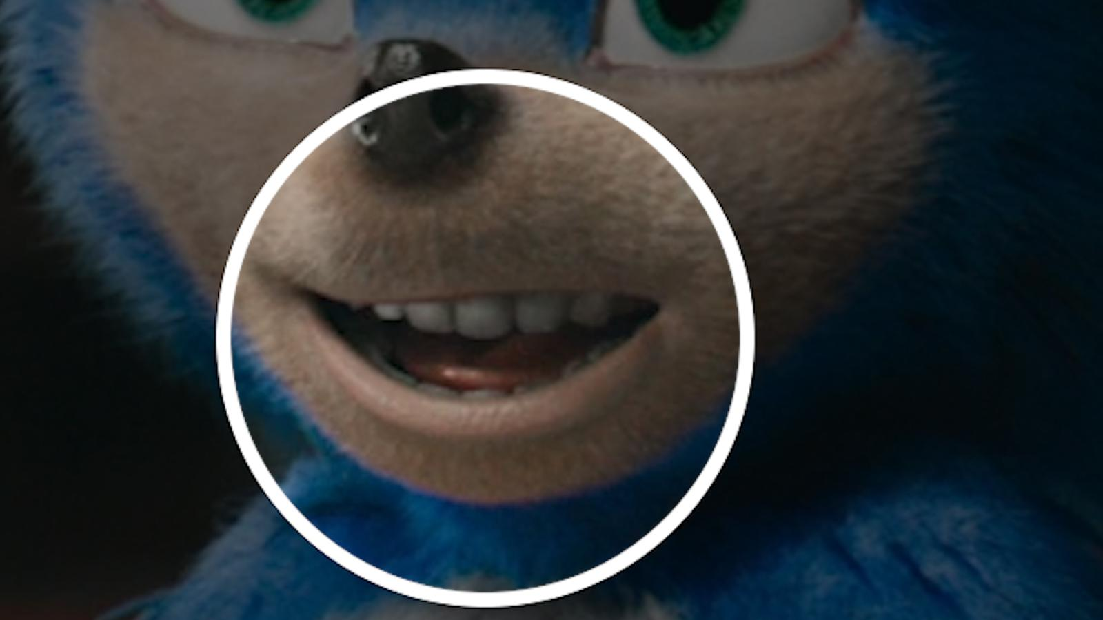 Sonic The Hedgehog Director Says He Hears You About The Teeth Thing And He Ll Make Changes Cnn