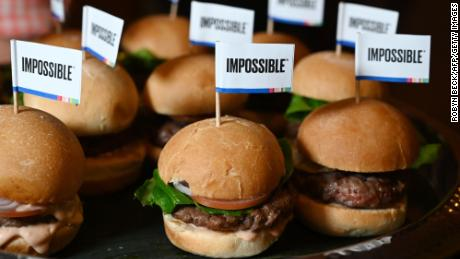 America is running out of Impossible Burgers