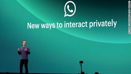 Facebook CEO Mark Zuckerberg says the company will focus on privacy going forward.