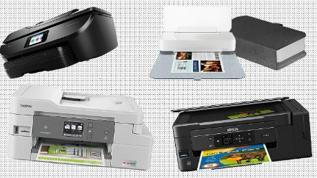 Best printers: HP vs  Epson vs  Brother - CNN