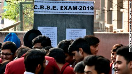 19 Indian students kill themselves after controversial examination