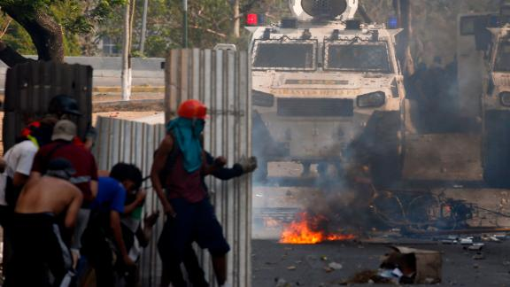 Opponents to Venezuela