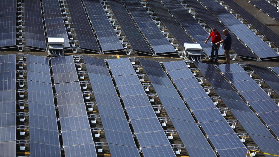 Tesla Solar Panels Cost >> Why Tesla Is Offering Rock Bottom Solar Panel Prices Cnn