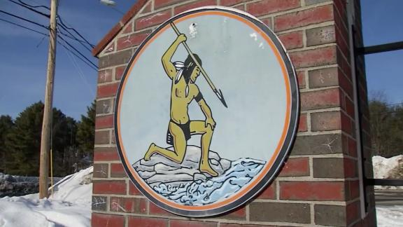 Skowhegan High School was the last high school in Maine with a Native American mascot.
