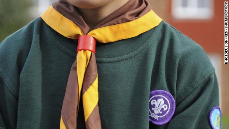 The Scout Association bans members from involvement in politics while in uniform.